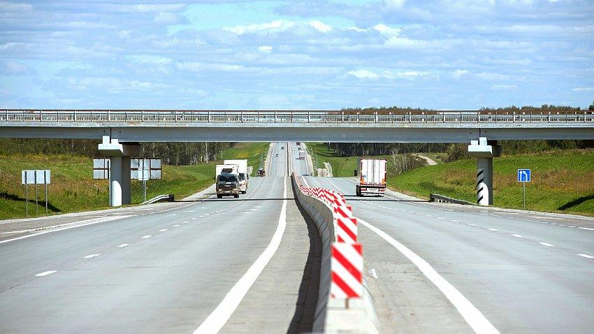 На трассе М-5 в Челябинской области на полгода ограничат движение