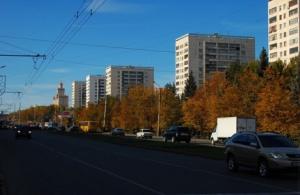 4 ноября на 3 часа будет закрыт для транспорта участок проспекта Ленина