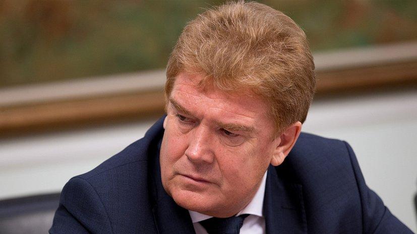 Владимир Елистратов прокомментировал итоги встречи с экоактивистами