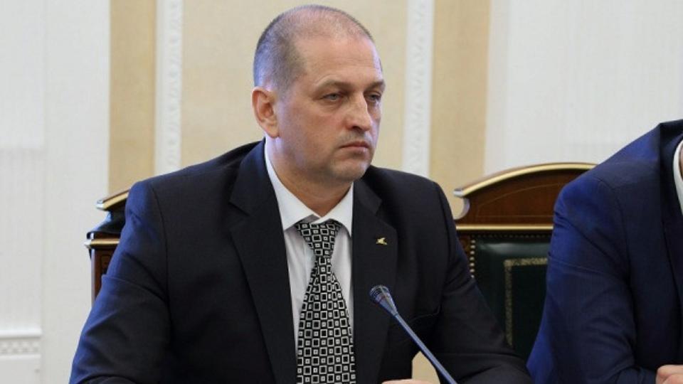 Вячеслав Жилин досрочно подал в отставку