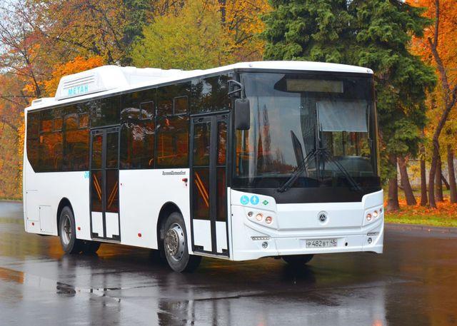 Автобусы Южного Урала станут экологичными