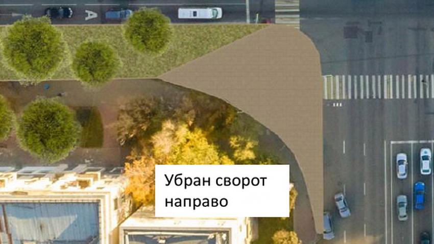 Челябинцы решили судьбу перекрестка в центре