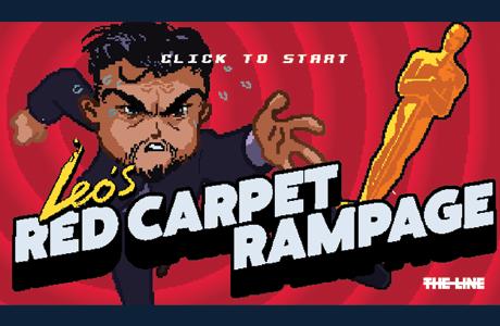 Погоня ДиКаприо за«Оскаром» увековечена вбесконечной видеоигре