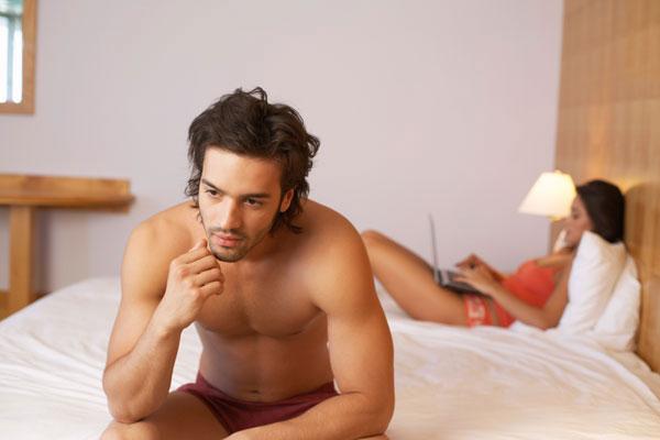 Секс длительное воздержание