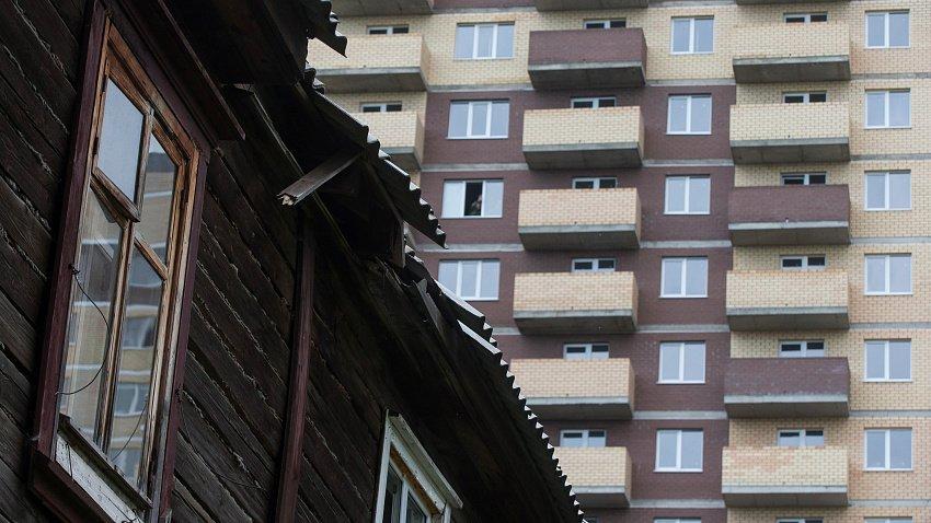 В Челябинской области планируют расселить 10500 человек из ветхо-аварийных домов