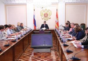 Совет Федерации оценил работу челябинского оперативного штаба помощи беженцам