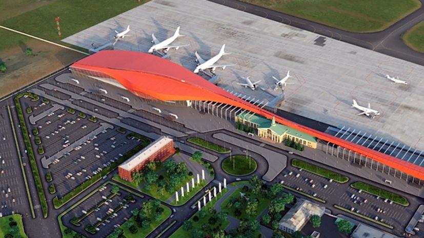 Реконструкцию челябинского аэропорта назвали уникальной для России