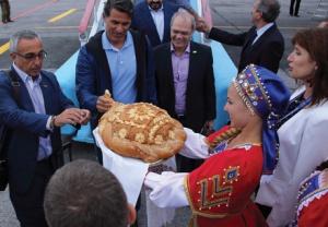 На Чемпионат мира в Челябинск прибыл президент международной федерации дзюдо