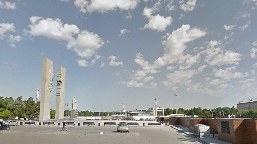 Генпрокуратура требует через суд убрать нелегальный забор надороге у монумента Курчатову