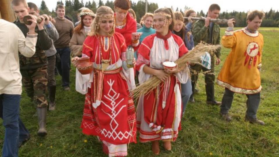 На Руси 14 сентября праздновали Славянский Новый год
