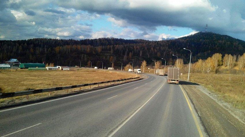 Федеральную трассу М-5 возле Сима расширят до четырех полос