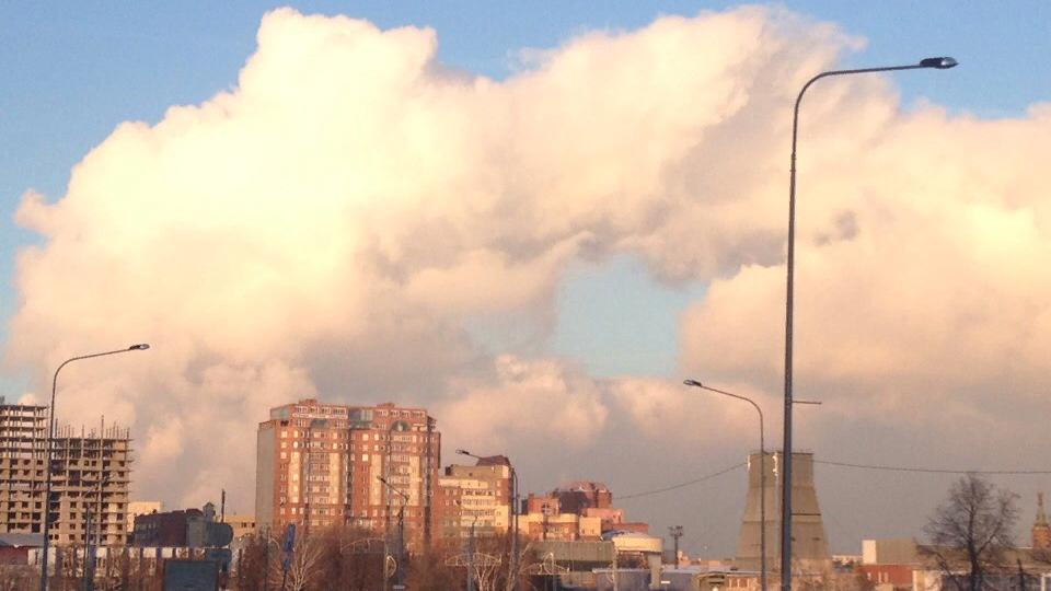 Превышение концентрации вредных веществ в воздухе Челябинска не выявлено