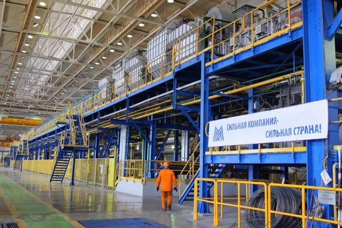 Резиденты индустриального парка ММК вложили в производство 294 млн рублей