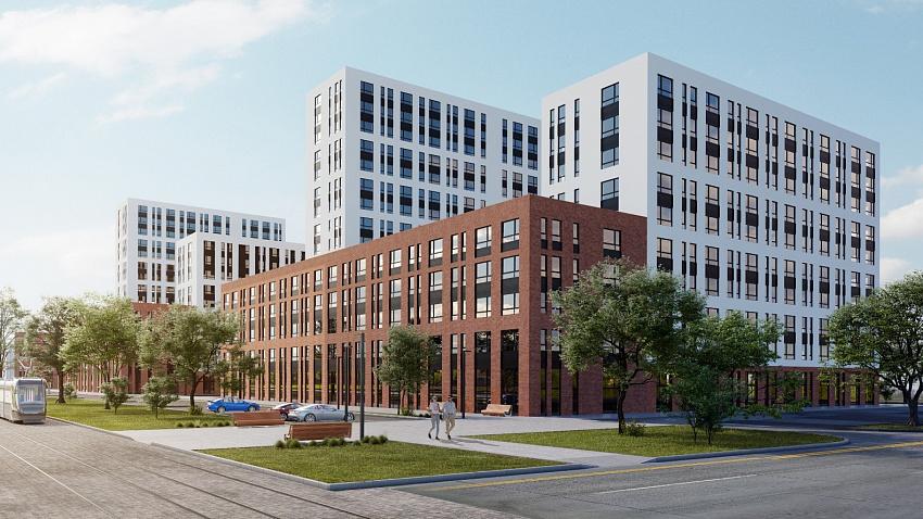 О проекте нового жилого комплекса на проспекте Ленина рассказали в «Легионе»