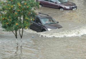 МЧС прогнозирует на Урале наводнение из-за сильных ливней