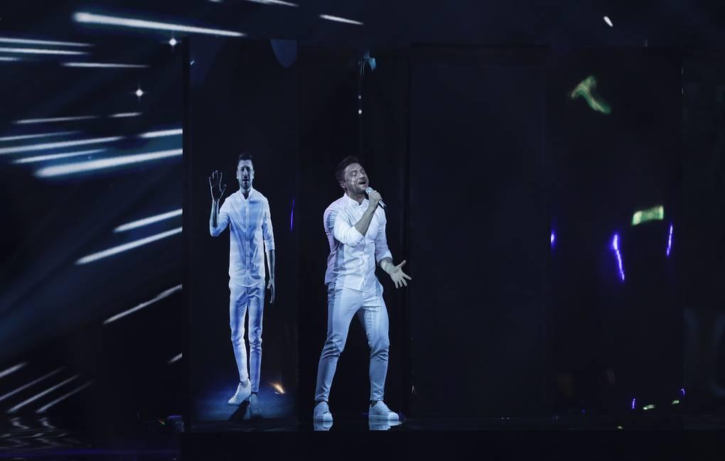 Nga đứng thứ ba tại Eurovision-2019