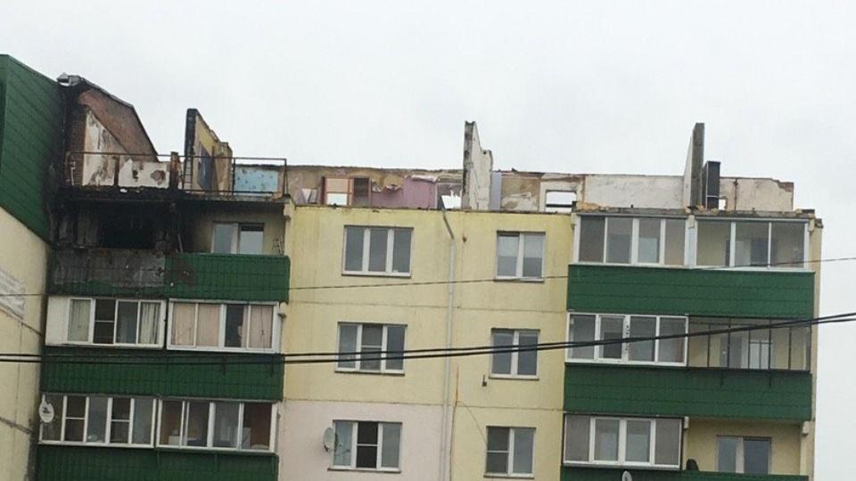 Прошел месяц: люди живут без крыши в доме после пожара в Челябинской области