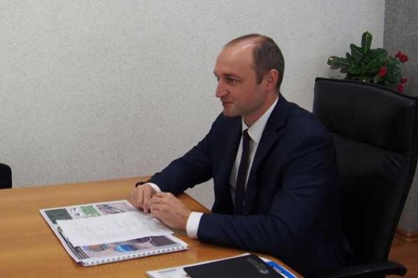 В Тракторозаводском районе Челябинска избрали нового главу
