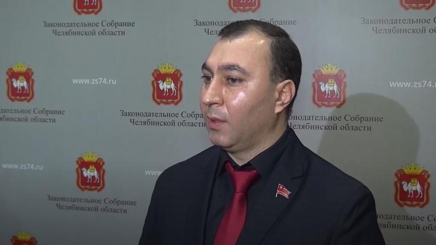 Депутата ЗСО Челябинской области отпустили из СИЗО