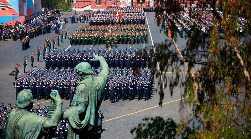 Военные парады 24 июня проводят в 28 городах России