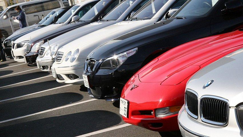 В сентябре в России увеличился спрос на автомобили