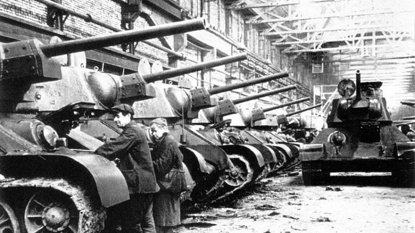 Особые звания получат Челябинск и Магнитогорск за помощь фронту в годы войны