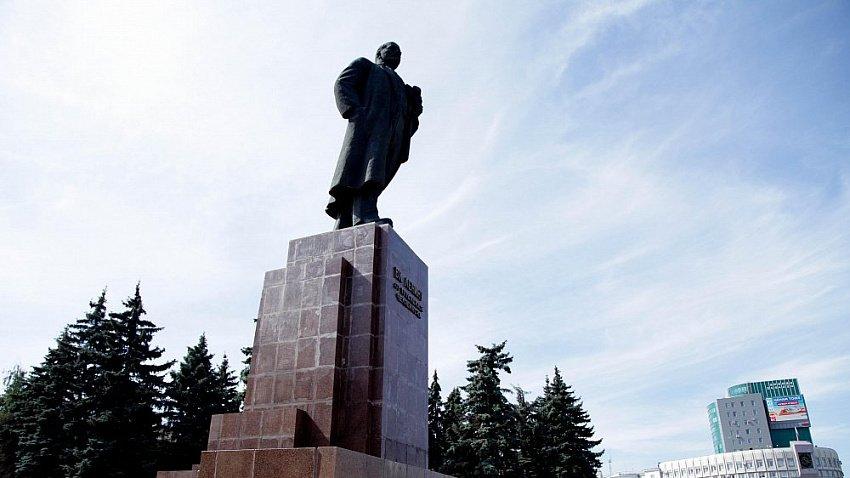 Уголовное дело о халатности при ремонте памятника Ленину передано в Центральный районный суд
