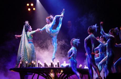 Всемирно известный Цирк Дю Солей вновь приезжает в Челябинск