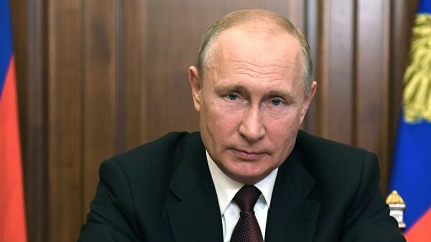 Президент России объявил о дополнительных мерах поддержки в связи с пандемией коронавируса