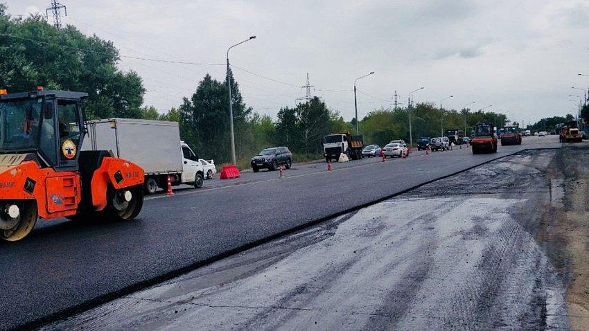 Подрядчиков призвали исправить недочеты на дорогах Челябинска за свой счет