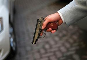 На свадьбе в центре Челябинска открыли стрельбу