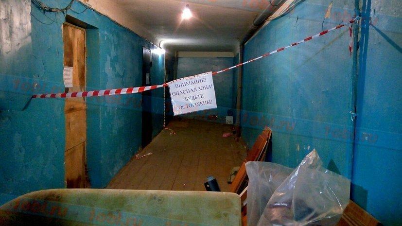 Переселиться из рушащегося дома в Ленинском районе согласились только 45 человек