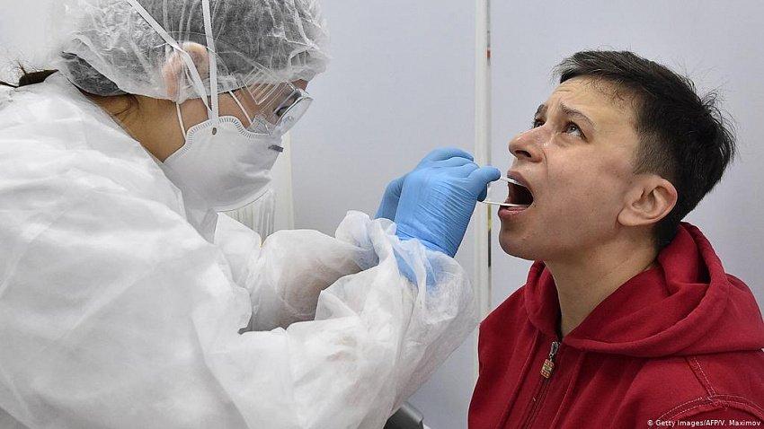 В Челябинской области впервые за несколько месяцев выявили более 100 зараженных COVID-19