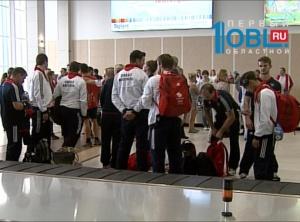 В Челябинск прилетели первые сборные-участники Чемпионата мира по дзюдо