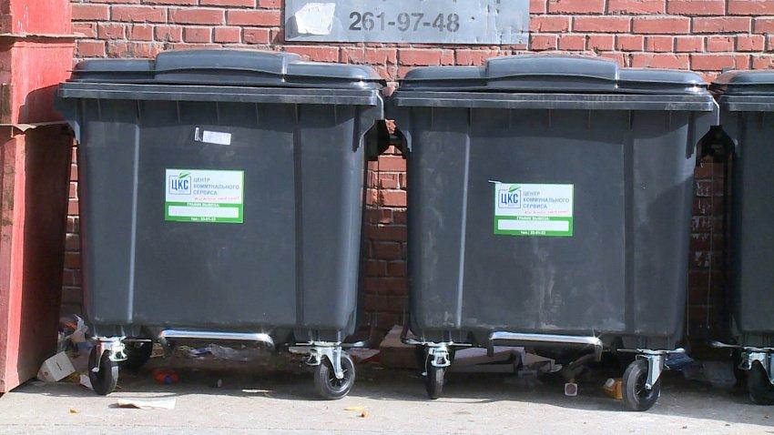 Покупку и установку новых мусорных контейнеров сдерживают неплатежи населения