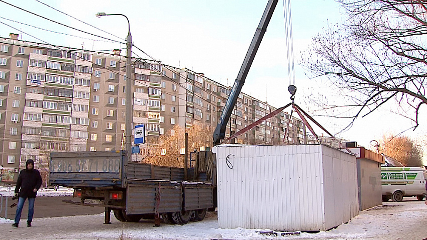 Прокуратура опротестовала новые правила сноса киосков в Челябинске