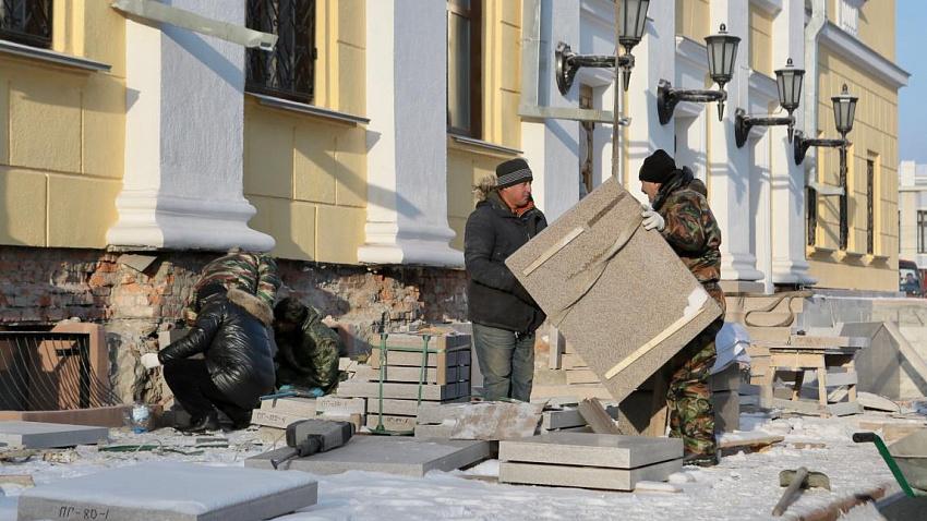 Хищение 16 млн рублей при реставрации оперного театра в Челябинске обернулось уголовным делом