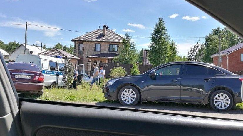 Скутерист вшлеме расстрелял людей наулице вКопейске