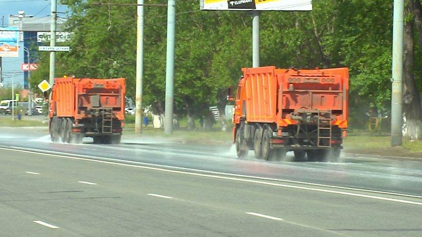 За плохую уборку дорог челябинскому подрядчику выставили миллионные претензии