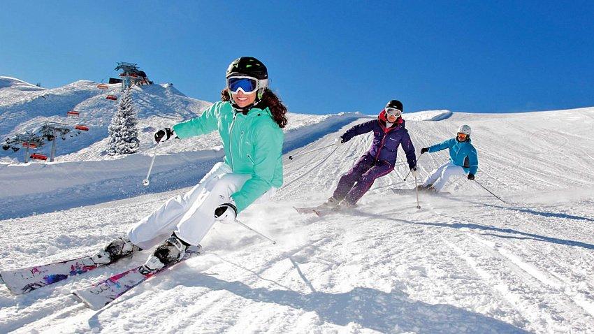 В Челябинской области стартовал горнолыжный сезон