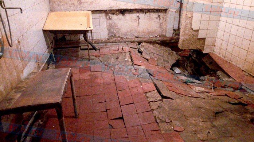 Неменее 100 граждан разрушающегося общежития вЛенинском районе переедут вманевренный фонд
