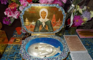 Мощи Матроны Московской привезут в Челябинск