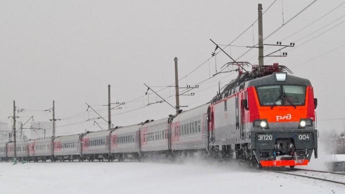 На Южно-Уральской железной дороге станет больше поездов дальнего следования