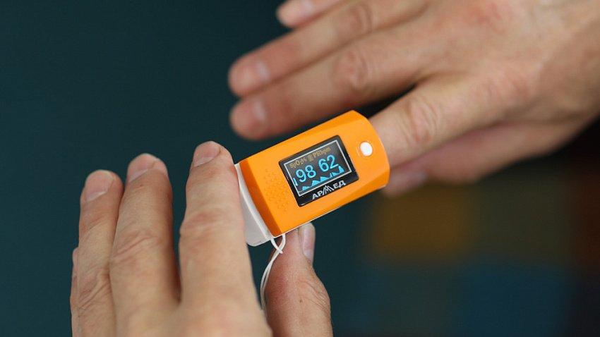 Челябинцы покупают в Китае пульсоксиметры и бесконтактные термометры