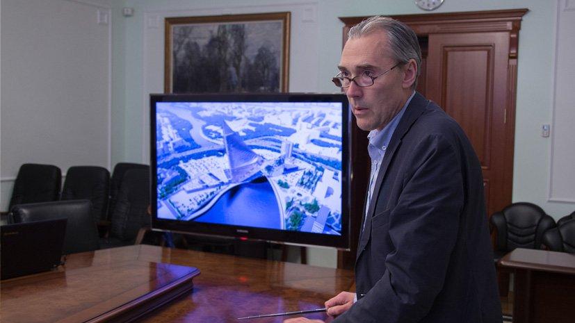 ВЧелябинске идут работы поделовому центру саммитов ШОС иБРИКС