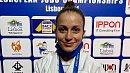 Челябинская дзюдоистка взяла бронзу чемпионата Европы-2021