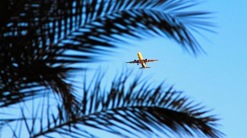 Россия возобновит авиасообщение с курортами Египта