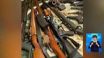 ФСБ задержала подпольных оружейников