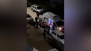В Челябинске мужчина сружьем входе конфликта прострелил себе ногу