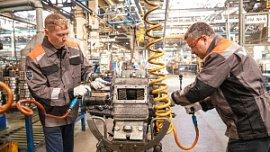 Автозавод «Урал» запускает серийное производство мостов для тяжелой спецтехники